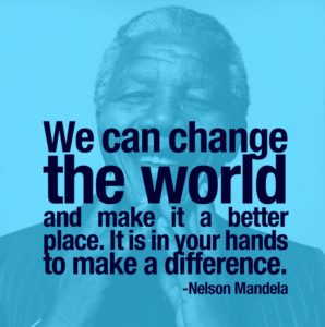 Mi aporte para mejorar al mundo. Por: Anna Blanco, 11mo año.